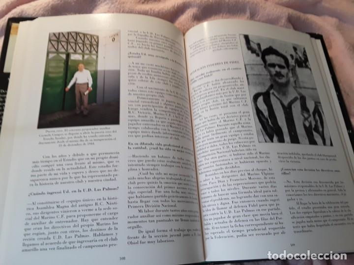 Coleccionismo deportivo: Historia de la Unión deportiva las palmas (2 tomos), de antonio de armas. Canarias - Foto 7 - 240109030
