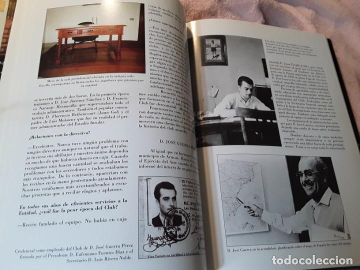 Coleccionismo deportivo: Historia de la Unión deportiva las palmas (2 tomos), de antonio de armas. Canarias - Foto 11 - 240109030