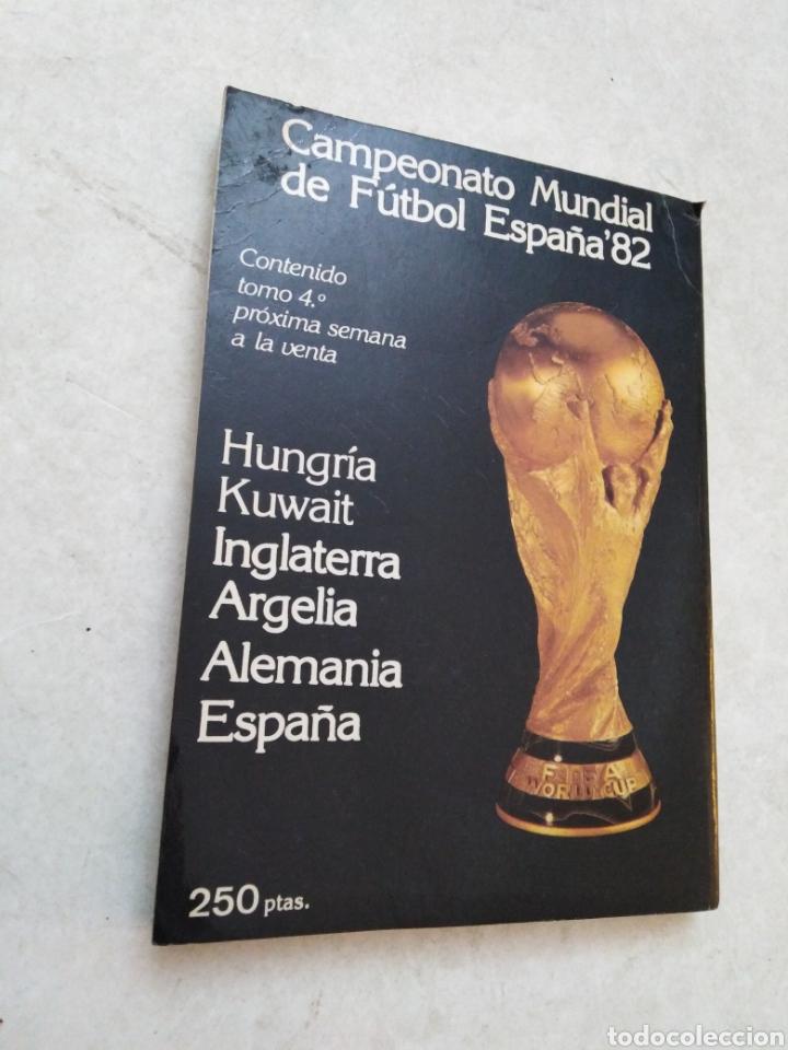 Coleccionismo deportivo: 24 selecciones de oro España 82 número 3 ( 70 páginas ) - Foto 3 - 241306860