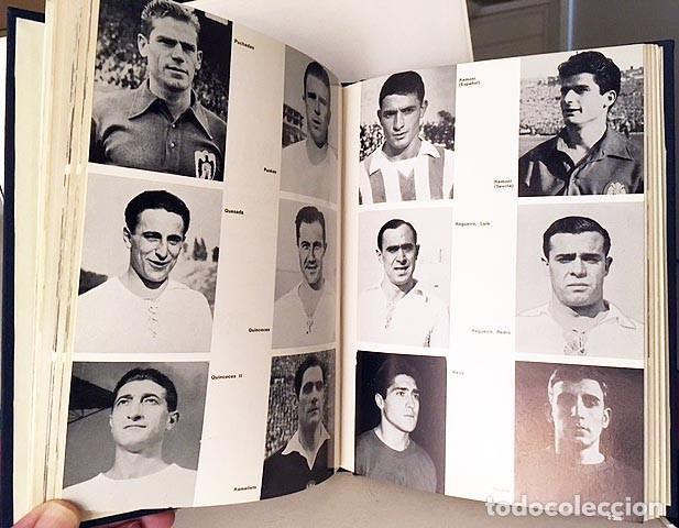 DE AMBERES 1920 A MÉJICO 1970. (FUTBOL INTERNACIONAL ESPAÑOL) FOTOS. RETRATOS. AUTÓGRAFO DEL AUTOR (Coleccionismo Deportivo - Libros de Fútbol)