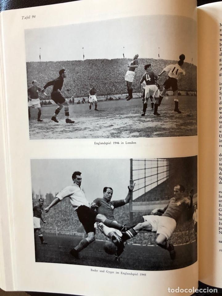 Coleccionismo deportivo: LIBRO FUTBOL: EL LIBRO DE ORO DEL FUTBOL SUIZO DEL AÑO 1953 - Foto 6 - 243606575