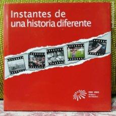 Colecionismo desportivo: INSTANTES DE UNA HISTORIA DIFERENTE 1903-2003 ATLETICO DE MADRID. Lote 245237400