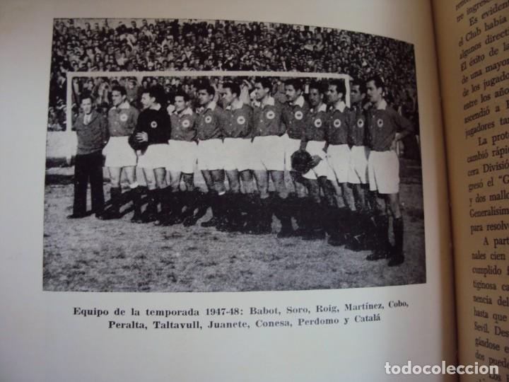 Coleccionismo deportivo: (LI-210302)Club gimnástico de Tarragona (1886-1961), de José Mª Recasens Comes. Ed. Tarragona, 1961 - Foto 7 - 245420550