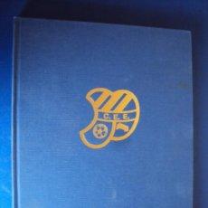 Coleccionismo deportivo: (LI-210304)C.E.EUROPA .SARDENYA: 50 ANYS D'EUROPEISME (1940-1990) RAMON VERGES I SOLER.DEDICADO. Lote 245421425