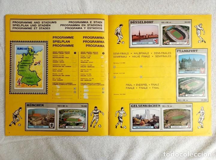 """Coleccionismo deportivo: ALBUM PANINI. """"UEFA CUP EURO 88"""" (a13) - Foto 6 - 245720775"""