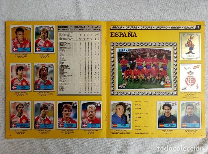 """Coleccionismo deportivo: ALBUM PANINI. """"UEFA CUP EURO 88"""" (a13) - Foto 11 - 245720775"""