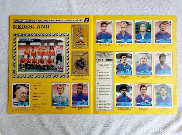 """Coleccionismo deportivo: ALBUM PANINI. """"UEFA CUP EURO 88"""" (a13) - Foto 12 - 245720775"""