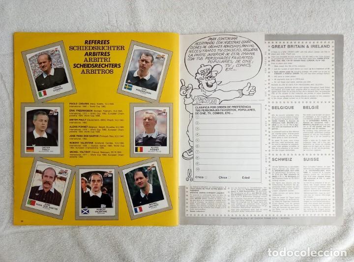 """Coleccionismo deportivo: ALBUM PANINI. """"UEFA CUP EURO 88"""" (a13) - Foto 13 - 245720775"""