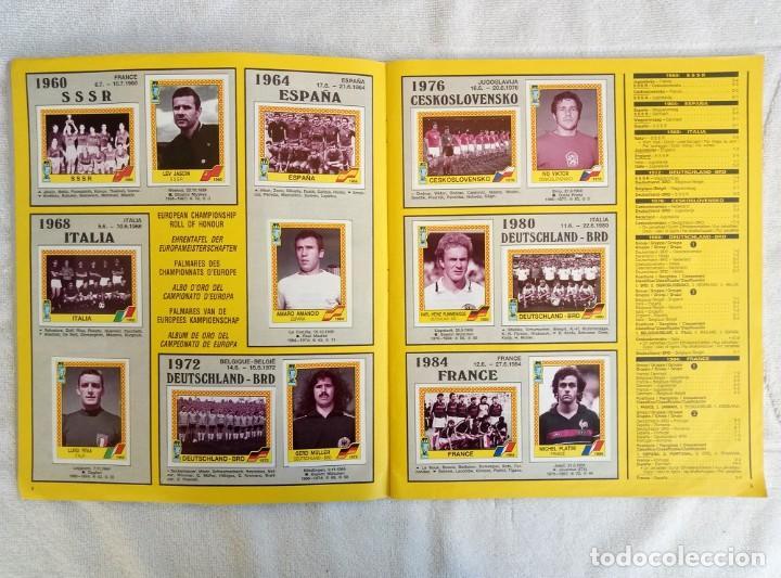 """Coleccionismo deportivo: ALBUM PANINI. """"UEFA CUP EURO 88"""" (a14) - Foto 3 - 245721620"""