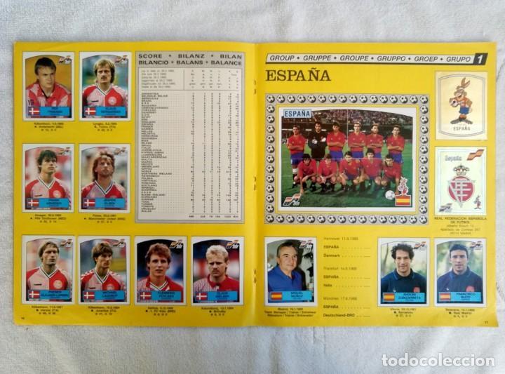 """Coleccionismo deportivo: ALBUM PANINI. """"UEFA CUP EURO 88"""" (a14) - Foto 7 - 245721620"""