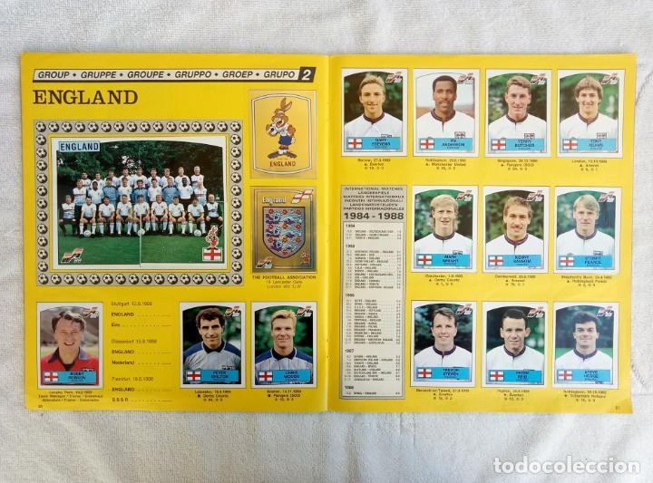 """Coleccionismo deportivo: ALBUM PANINI. """"UEFA CUP EURO 88"""" (a14) - Foto 8 - 245721620"""