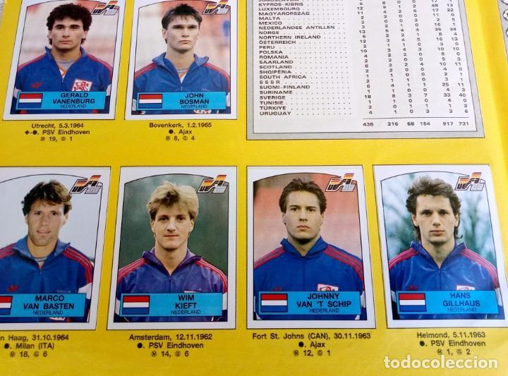 """Coleccionismo deportivo: ALBUM PANINI. """"UEFA CUP EURO 88"""" (a14) - Foto 10 - 245721620"""
