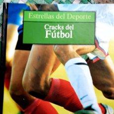 Coleccionismo deportivo: ESTRELLAS DEL DEPORTE. CRACKS DEL FÚTBOL. Lote 246209140