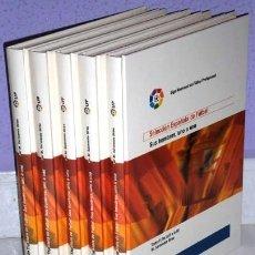 Coleccionismo deportivo: SELECCIÓN ESPAÑOLA DE FÚTBOL 5T POR MANUEL SARMIENTO BIRBA DE LNFP EN MADRID 1994. Lote 247351995