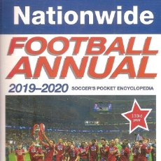 Coleccionismo deportivo: ANUARIO FOOTBALL ANNUAL 2019/20 ENGLAND. Lote 248512355