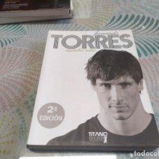 Coleccionismo deportivo: LIBRO FERNANDO TORRES NUMBER NINE MIREN FOTOS. Lote 249470210