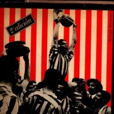 Coleccionismo deportivo: HISTORIA DEL ATHLETIC DE BILBAO (ENCICLOPEDIA VASCA, 1969) GRAN FORMATO. Lote 251009035