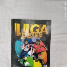 Coleccionismo deportivo: FACSÍMIL SALVAT LIGA ESTE 1998/99. Lote 257457535