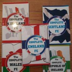 Coleccionismo deportivo: THE COMPLETE (SELECCIONES BRITANICAS). Lote 260758280
