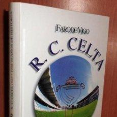 Coleccionismo deportivo: X4029 - REAL CLUB CELTA. 75 AÑOS DE HISTORIA 1923-1998. VIGO. FUTBOL. GALICIA. PERFECTO. COMO NUEVO.. Lote 251948665
