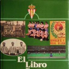 Colecionismo desportivo: EL LIBRO DEL SPORTING / MELCHOR F. DÍAZ. GIJÓN : SILVERIO CAÑADA, 1980.. Lote 266323883