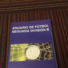 Coleccionismo deportivo: ANUARIO DE FUTBOL SEGUNDA DIVISION B LIGA 2001 - 2002. Lote 269773098