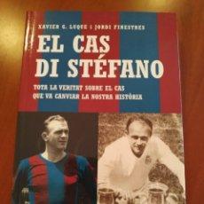 Coleccionismo deportivo: EL CAS DI STEFANO. Lote 270404373
