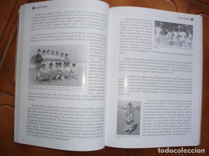Coleccionismo deportivo: LIBRO DE FUTBOL - Foto 2 - 276172008