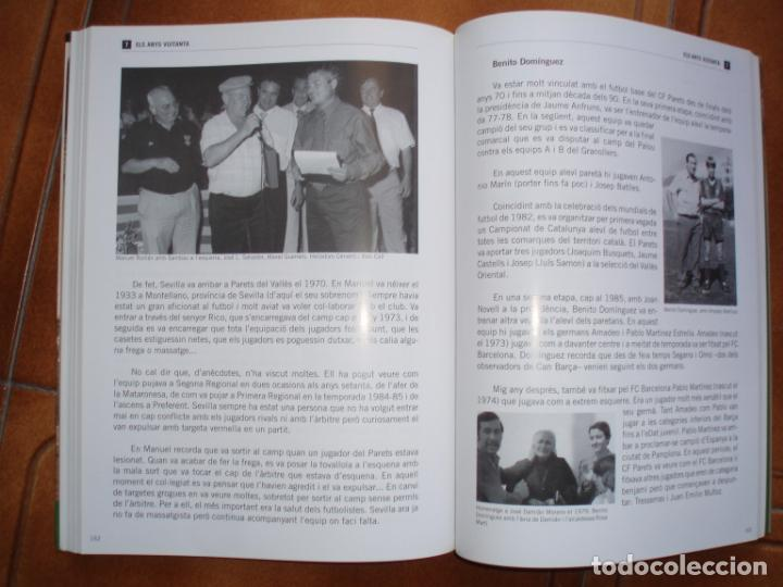 Coleccionismo deportivo: LIBRO DE FUTBOL - Foto 3 - 276172008
