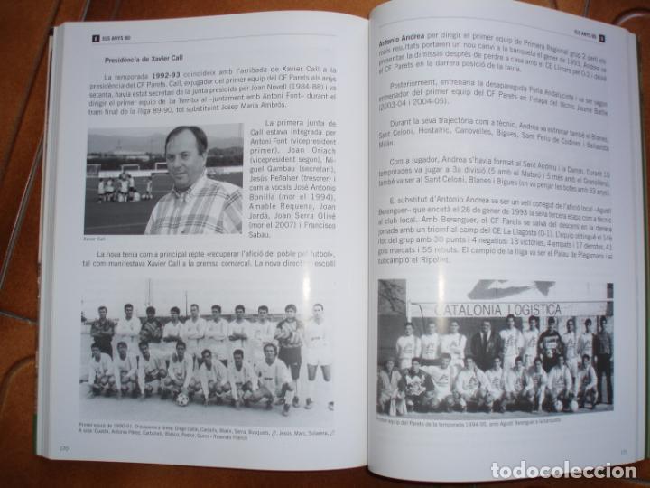Coleccionismo deportivo: LIBRO DE FUTBOL - Foto 4 - 276172008