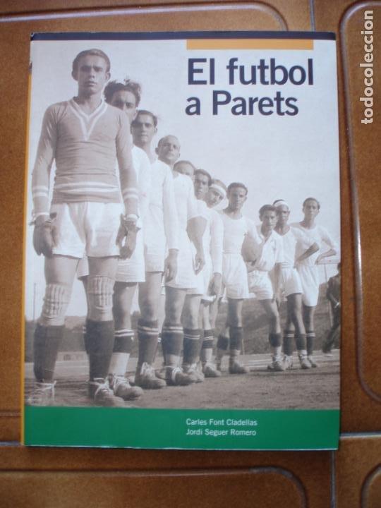 LIBRO DE FUTBOL (Coleccionismo Deportivo - Libros de Fútbol)