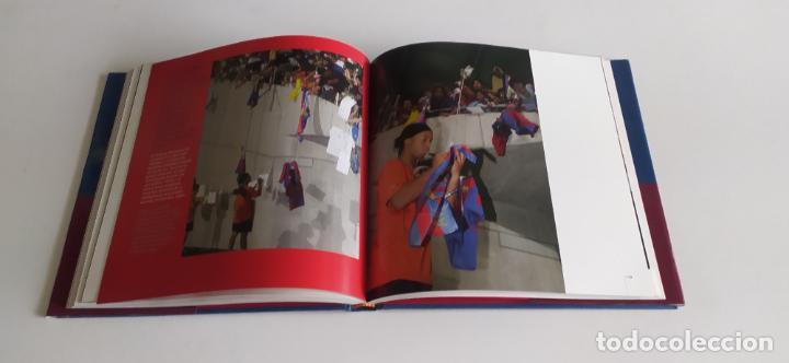Coleccionismo deportivo: libro estimat barça buen estado tapa dura - Foto 2 - 277265348
