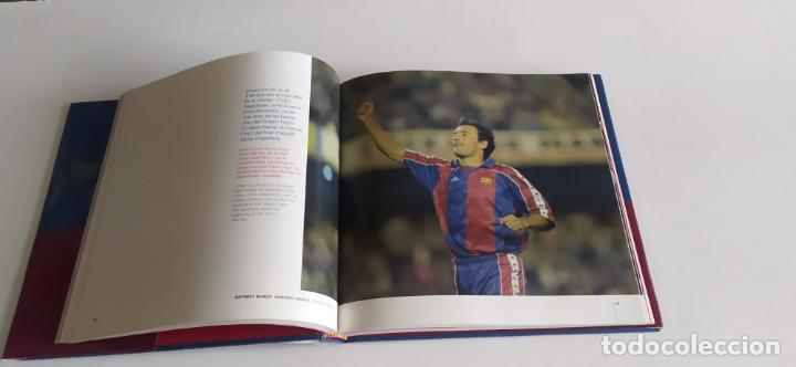 Coleccionismo deportivo: libro estimat barça buen estado tapa dura - Foto 4 - 277265348