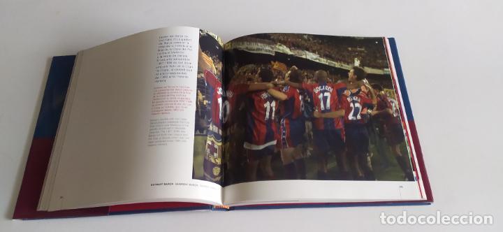 Coleccionismo deportivo: libro estimat barça buen estado tapa dura - Foto 5 - 277265348