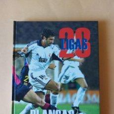 Coleccionismo deportivo: 28 LIGAS BLANCAS. COMPLETO. EN PERFECTO ESTADO. Lote 277296478