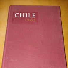 Collectionnisme sportif: LIBRO DEL MUNDIAL DE CHILE 1962. Lote 278303023