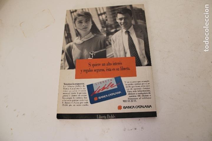 Coleccionismo deportivo: libro el dream team tricampions coleccion sport barça f.c.b barcelona - Foto 2 - 278490538
