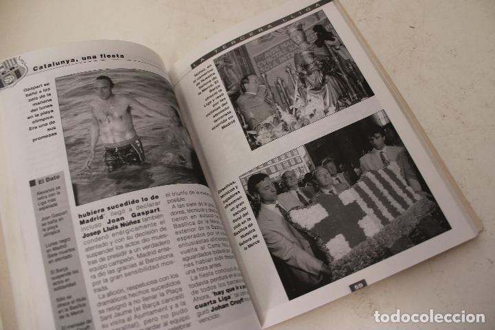 Coleccionismo deportivo: libro el dream team tricampions coleccion sport barça f.c.b barcelona - Foto 3 - 278490538