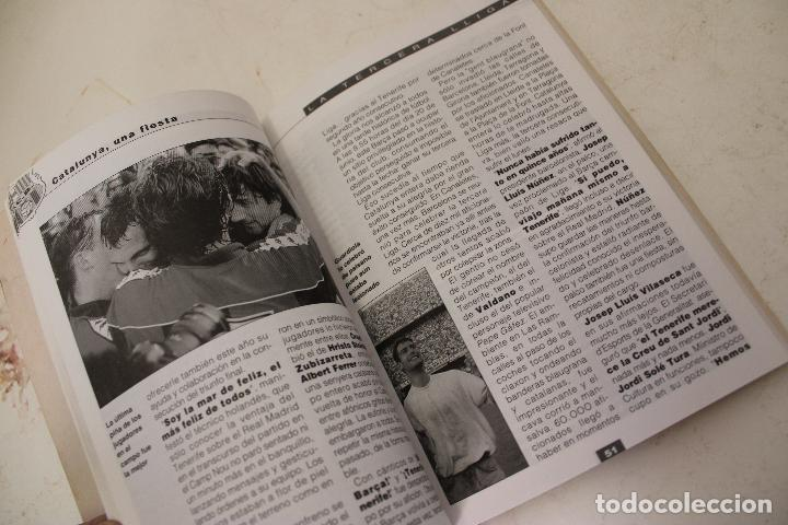 Coleccionismo deportivo: libro el dream team tricampions coleccion sport barça f.c.b barcelona - Foto 4 - 278490538