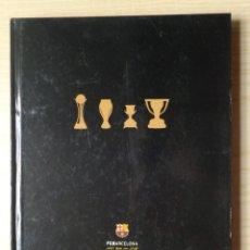 Coleccionismo deportivo: LIBRO 'F.C BARCELONA MENORIA 2009-10'. Lote 280115063