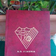 Coleccionismo deportivo: LIBRO FUTBOL ALMERÍA 70 AÑOS DE HISTORIA AÑO 1979. Lote 283161148