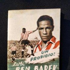 Collectionnisme sportif: LIBRITO DEPORTIVO BEN BAREK.. EDITORIAL FHER. NÚMERO 6. Lote 283495208