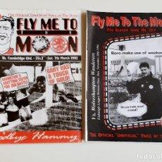 Coleccionismo deportivo: PROGRAMAS, MAGAZINES FUTBOL. Lote 284389908