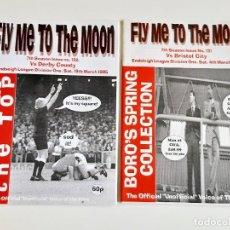 Coleccionismo deportivo: PROGRAMAS, MAGAZINES FUTBOL. Lote 284390563