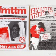 Coleccionismo deportivo: PROGRAMAS, MAGAZINES FUTBOL. Lote 284390853