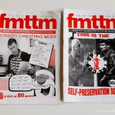 Coleccionismo deportivo: PROGRAMAS, MAGAZINES FUTBOL. Lote 284391048