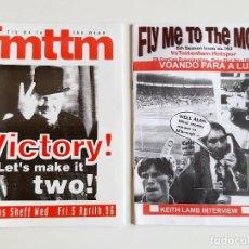 Coleccionismo deportivo: PROGRAMAS, MAGAZINES FUTBOL. Lote 284391548
