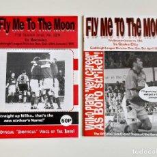Coleccionismo deportivo: PROGRAMAS, MAGAZINES FUTBOL. Lote 284391683