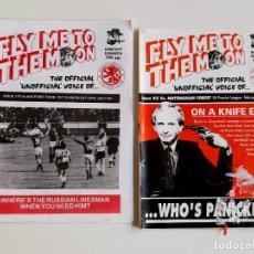 Coleccionismo deportivo: PROGRAMAS, MAGAZINES FUTBOL. Lote 284392273
