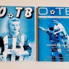 Coleccionismo deportivo: PROGRAMAS, MAGAZINES FUTBOL. Lote 284392478